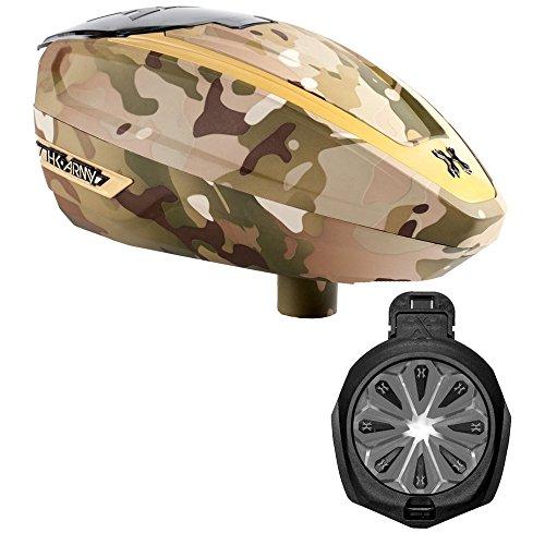 Hopper Cam (HK Army TFX Paintball Loader Hopper - Multicam w/ Epic Speed Feed)
