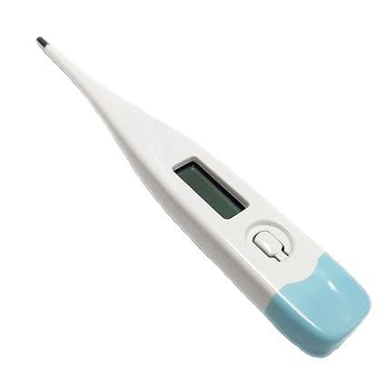 Medplus Termómetro digital para medición de temperatura Rectal, oral y la axila cuerpo