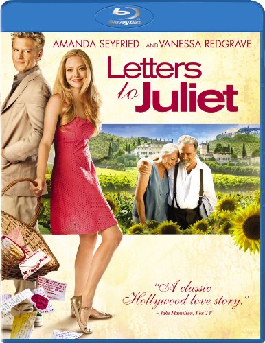 Blu-ray : Letters to Juliet (Widescreen, Dolby, AC-3, Digital Theater System)