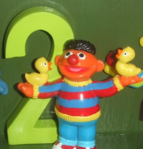 Sesame street Ernie PVC Cake Topper