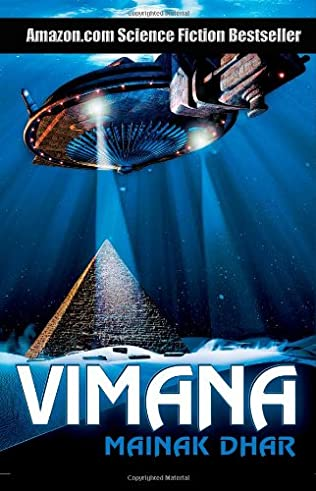 book cover of Vimana