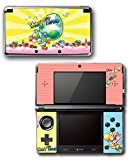 Yoshi's New Island 2 Baby Mario Eggs Special Video Game Vinyl Decal Skin Sticker Cover for Original Nintendo 3DS System