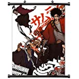 "Samurai Champloo Anime Fabric Wall Scroll Poster (32"" X 46"") Inches"