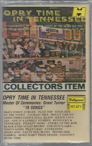 19 Songs Collectors Item - Tennessee Opry