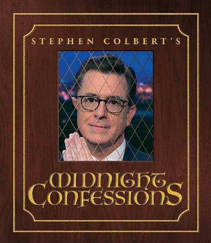 Stephen Colbert's Midnight Confessions cover