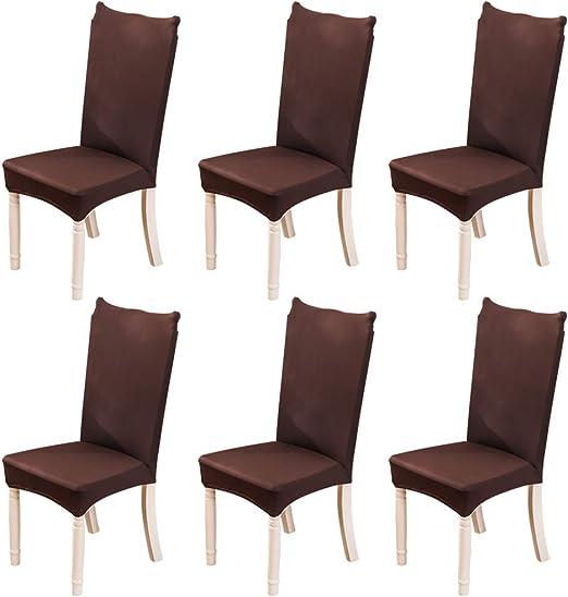 MIFXIN - Pack de 4 y 6 fundas para silla de paseo de color puro ...