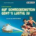 Auf Schreckenstein geht's lustig zu (Burg Schreckenstein 2) Audiobook by Oliver Hassencamp Narrated by Rufus Beck