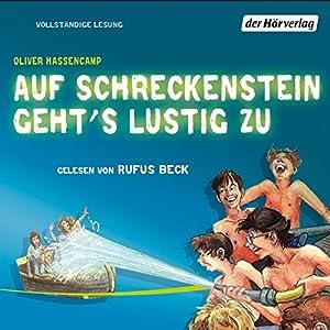 Auf Schreckenstein geht's lustig zu (Burg Schreckenstein 2) Hörbuch