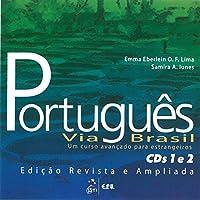 Português via Brasil: 2 Audio-CDs