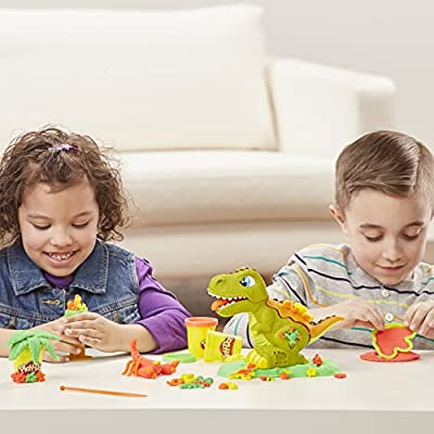 Play-Doh Rex The Chomper: Toys & Games