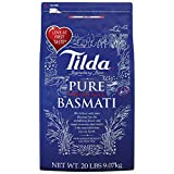 Tilda Basmati Rice, 20 lbs.(pack of 6)