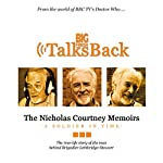 The Nicholas Courtney Memoirs - A Soldier in Time | Nicholas Courtney