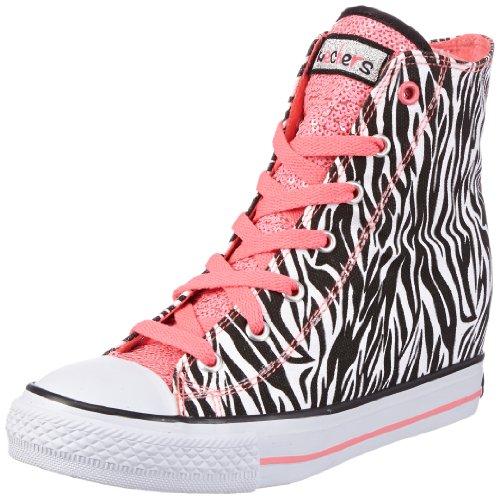Skechers - Gimme-Wicked, Sneakers bambine e ragazze, color Nero (Zba), talla 28.5 EU