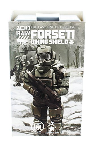 Acid Rain Forseti Viking Shield Action Figure