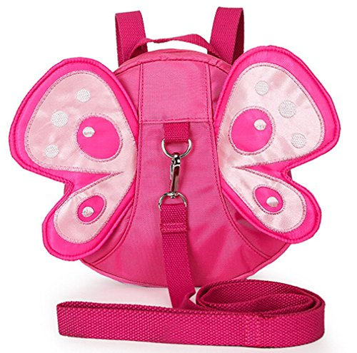 Purchase Baby Safety Anti-lost Backpack, Haneye Child Toddler Walking Safety Harnesses Butterfly Bac...