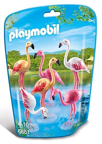 PLAYMOBIL Flock of Flamingos -