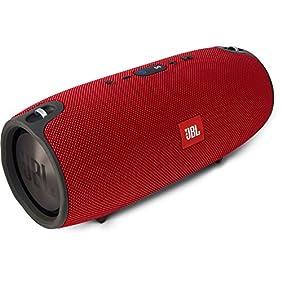 JBL Xtreme Portable Wireless Bluetooth Speaker - Red (Certified Refurbished)