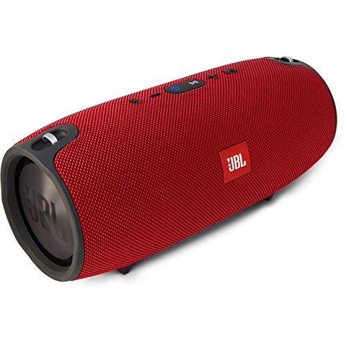 JBL Xtreme Portable Wireless Bluetooth Speaker - Red (Certified Refurbished)