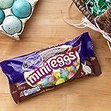 Cadbury Royal Dark Mini Eggs Easter Candy, Dark