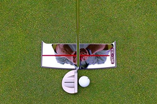EyeLine Golf Shoulder Mirror - Putting Alignment Mirror (Small)