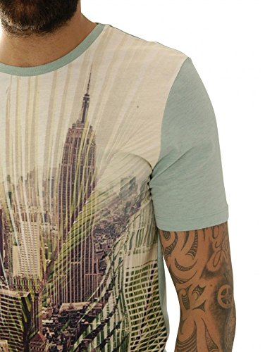 Kultivate Shirts T-Shirts Ts Palm City - Mint Mela Usp 1601020262-65