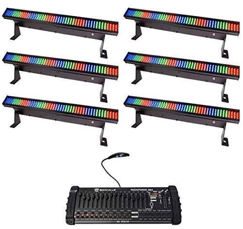 Chauvet 4 Color Led Light Strip in US - 7