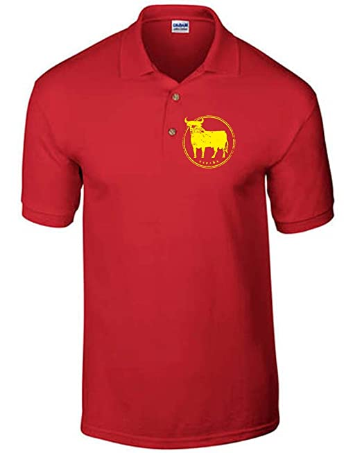 T-Shirtshock - Polo WC0564 Spain T-Shirt - ESPA?A Icon, Talla M ...