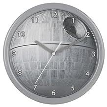 Zeon - Horloge Murale Star Wars Death Star Etoile Noire - 5013348007711
