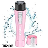 Tomiya Portable Miniature female facial hair remover. Electric Hair remover for women, Safe Painless Hair removal for women,Epilator for Face Lip Body Chin and Cheek