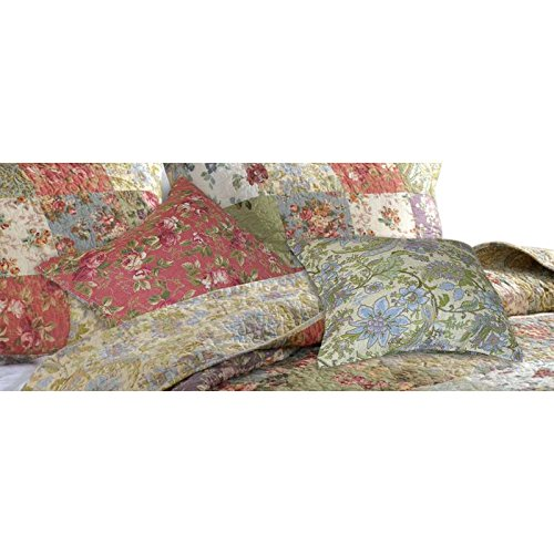 Greenland Blooming Prairie Decorative Pillow Pair 16