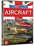 The Best of British Aircraft SET] Spitfire, Harrier, Vulcan & The Red Arrows