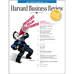 Harvard Business Review, March 2009