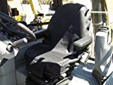 Heavy Equipment Universal Low Back Seat Cover