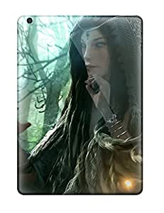 Josie Blaser's Shop Hot Fashionable Ipad Air Case Cover For Fairy In The Forest Protective Case