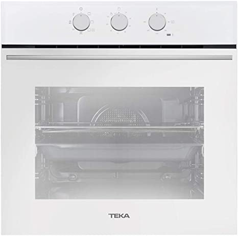 Oferta amazon: Teka | Horno Multifunción | Sistema de limpieza Teka Hydroclean® ECO | 6 Funciones de Cocinado | 60 cm | Color Blanco           [Clase de eficiencia energética A++]