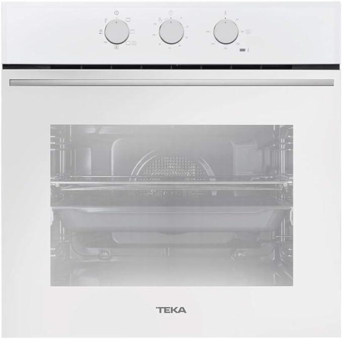Teka | Horno Multifunción | Sistema de limpieza Teka Hydroclean® ECO | 6 Funciones de Cocinado | 60 cm | Color Blanco: 203.72: Amazon.es: Grandes electrodomésticos