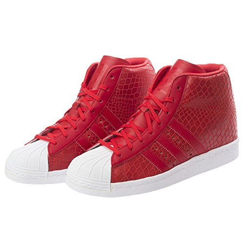 Adidas Originals Kvinnor Superstar Upp Skor S79380,6