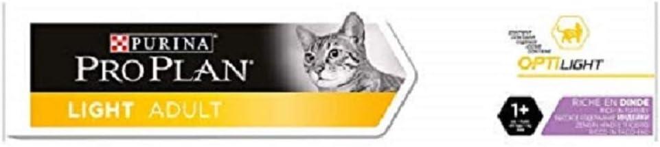 Pro Plan Light - Alimento seco para Gatos (10 kg): Amazon.es: Productos para mascotas