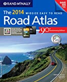 The Rand Mcnally Easy to Read Road Atlas, Rand McNally, 052800851X