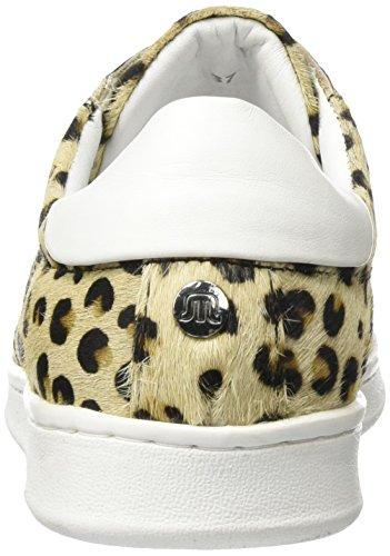 Pelle Maruti Zf7 Nena Multicolore Delle Donne Hairon Bege Ginnastica Nero In Marrone leopardo pwHA5Ynqx5