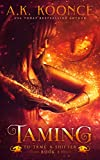 Taming: A Reverse Harem Series (To Tame A Shifter Book 1) Pdf Epub Mobi