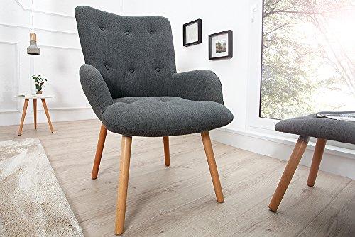 Design sessel grau ein sessel ist ein blickfang so viel for Design sessel scandinavia