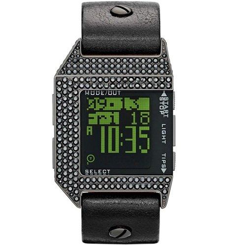 Diesel Reloj Digital para Hombre de Cuarzo con Correa en Cuero DZ7280: Amazon.es: Relojes