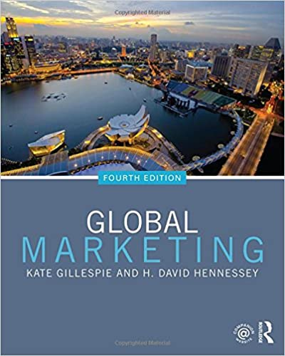 Global marketing kate gillespie h david hennessey 9780765642950 global marketing 4th edition fandeluxe Gallery