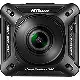 Filmadora Nikon KeyMission 360 4K Action Camera