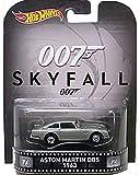 Hot Wheels Retro Entertainment Skyfall James Bond 1963 Aston Martin DB5