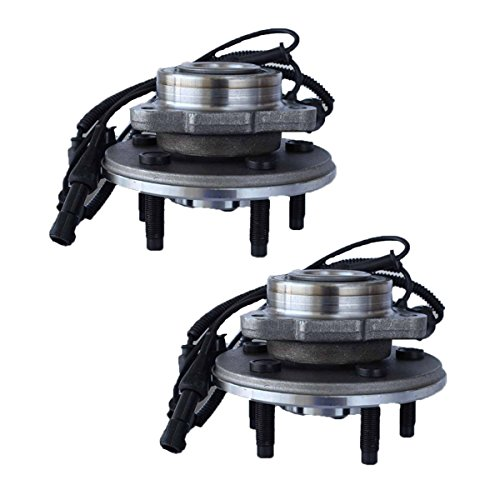 Price comparison product image HU515078 x2 Brand New Front Set Wheel Bearing Hub Assembly
