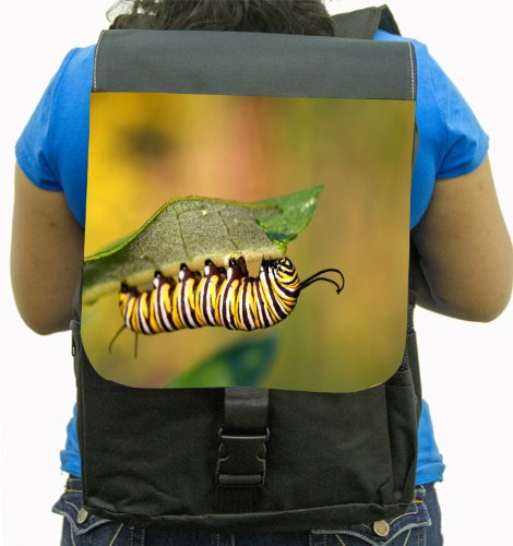 Rikki KnightTM Caterpillar Design Back Pack, Bags Central