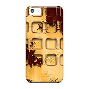 Ultra Slim Fit Hard DavidLPenton Case Cover Specially Made For Iphone 5c- Fonds