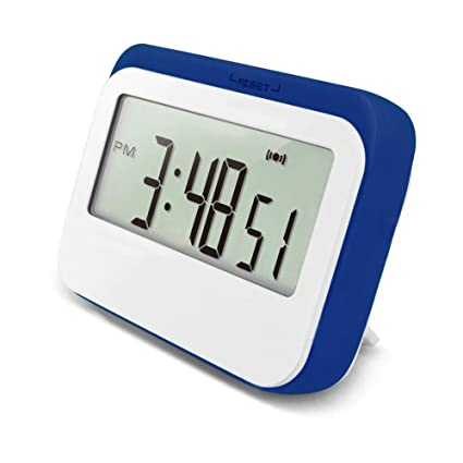 Kopper� Magnetic Digital Timer C/W Back Stand with 12/24 Hours Interchangeable Countdown Timer Alarm Clock